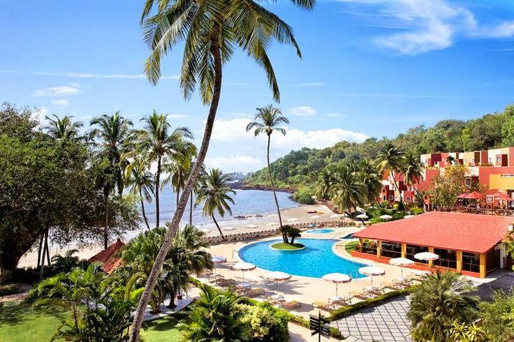 Cidade De Goa, on the beautiful Vanguinim beach in North Goa