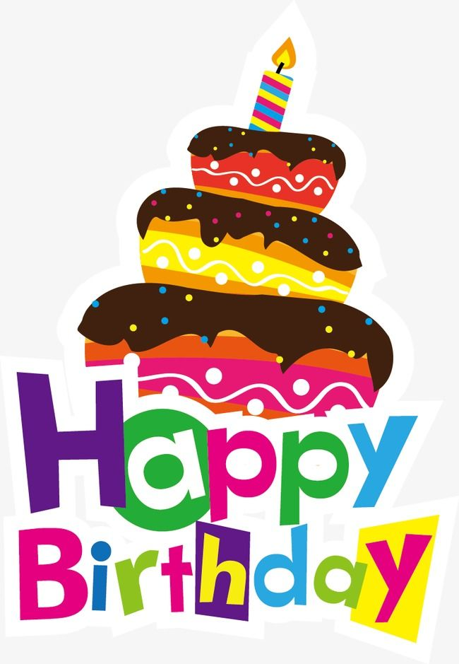 Happy Birthday Mummy Cake Clipart Images