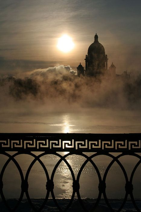 Saint Isaac Cathedral -St. Petersburg, Russia