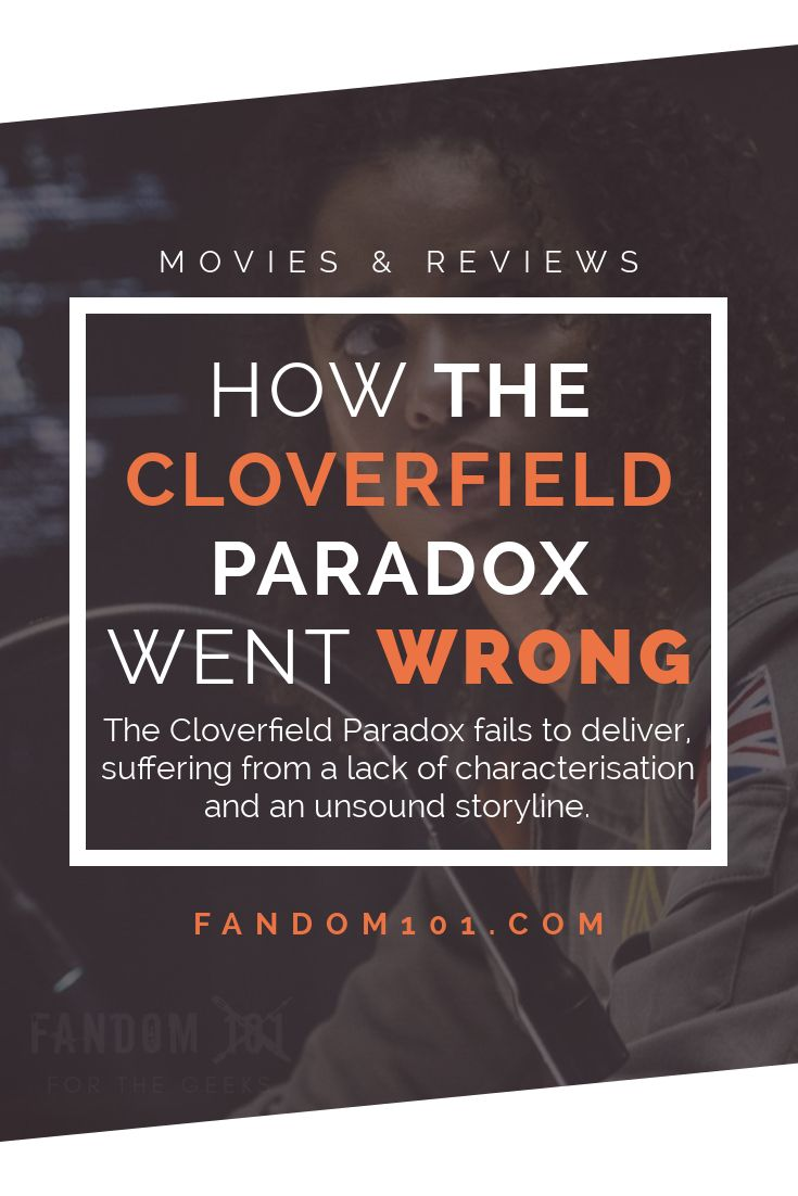 Where The Cloverfield Paradox Went Wrong | #Movies #Cloverfield #CloverfieldParadox #Netflix #NetflixMovies #Horror #horrormovies
