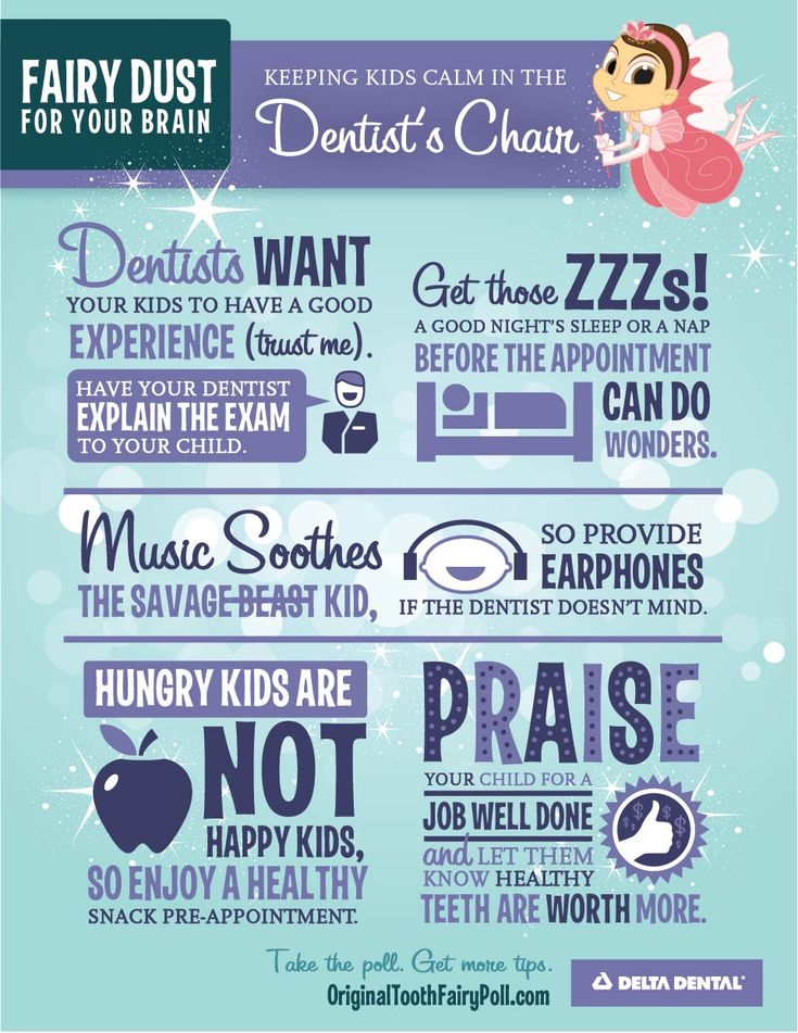 Psst. Even adults with a bit of dental phobia can follow these tips for a smooth experience at the dentist. #KeepCalm #dentalphobia #OrigToothFairy