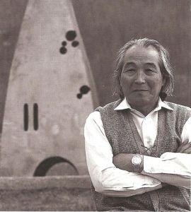 La vita è una continua ricerca: Kengiro Azuma, da pilota kamikaze a scultore