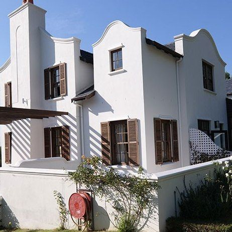 On the Market: A Cape Dutch House in South Africa : Architectural Digest