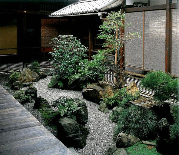 The 25+ best Small japanese garden ideas on Pinterest ... on Small Backyard Japanese Garden Ideas id=84540