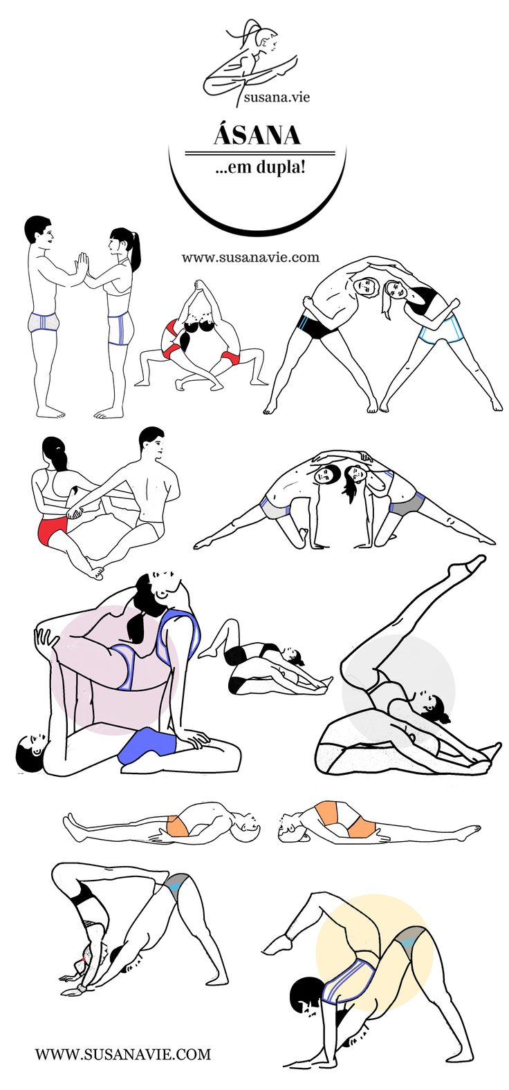Couples Yoga Archives - Yoga Slim Burn