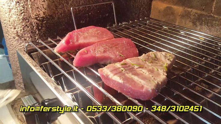 Cottura Tonno fresco con barbecue nuovo https://www.youtube.com/watch?v=gKjgbLILVt8