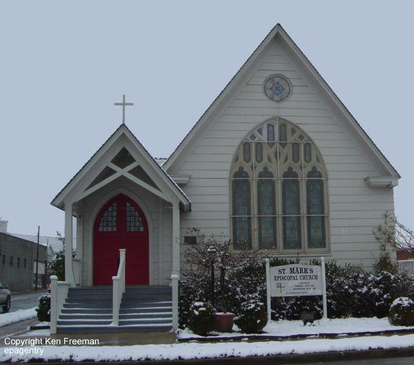 St. Mark's Episcopal Church Hope, Arkansas - Hempstead County