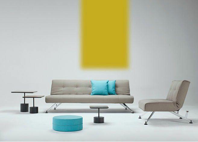 Innovation Living Clubber Sofa #modernhome #home #hfp #Innovationliving