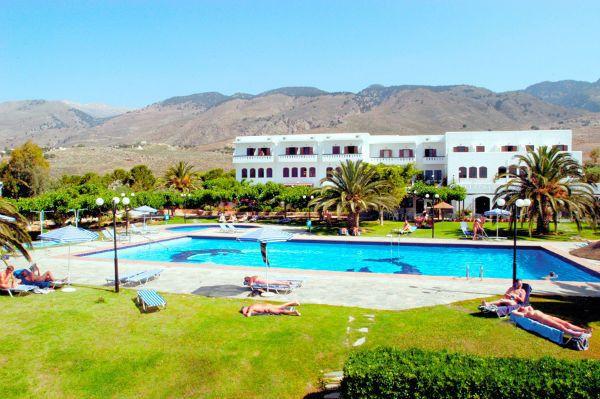 Resort Yunani Kuno - Inneke's Blog
