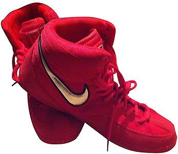 Nike Inflict Olympic Edition Wrestling Shoes