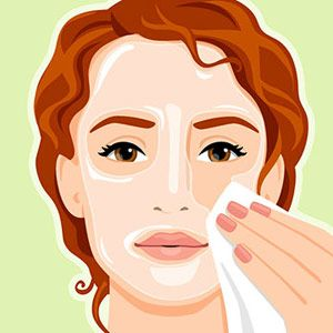 5-minute before-bed skin fixes