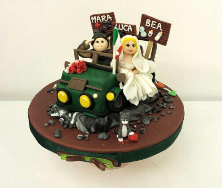 Wedding Topper family