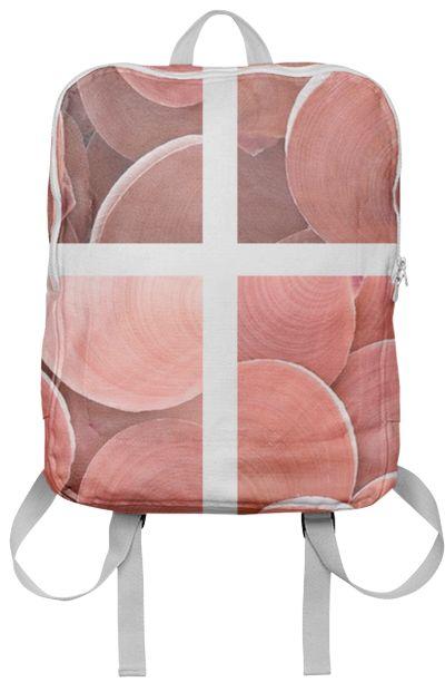 SEASHELL Backpack By Anja Popp $65.00