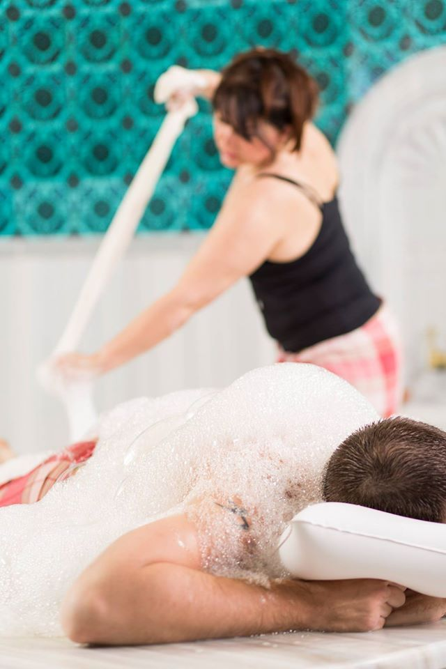 Hammam treatment   #hammam #turkishbath #wellness #spa #hotelamadechateu #slovakia
