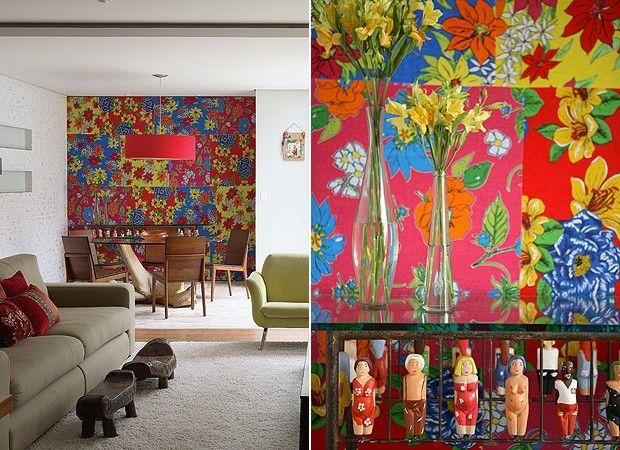 Chita na decoração http://revistacasaejardim.globo.com/Casa-e-Jardim/Decoracao/Detalhes-decorativos/Estampas/Estampa-floral/noticia/2013/11/chita-na-decoracao.html?folder_id=168