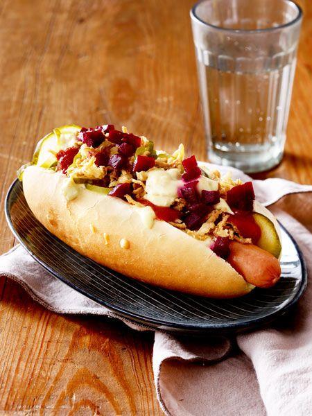 Hot Dog wie aus dem Schweden-Kaufhaus in nur 15 Minuten