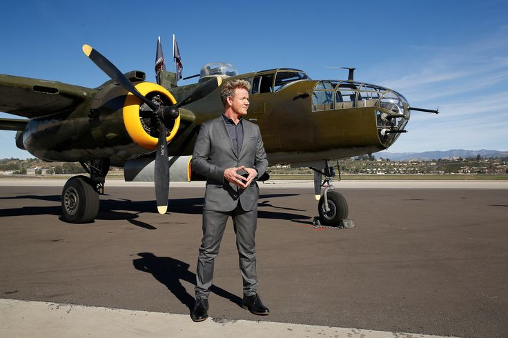 MASTERCHEF: Host / Chef Gordon Ramsay in the all-new Vets, Jets and Home Cooks episode of MASTERCHEF airing Wednesday, July 13 (8:00-9:00 PM ET/PT) on FOX. (Photo by FOX via Getty Images) via @AOL_Lifestyle Read more: https://www.aol.com/article/entertainment/2017/04/10/what-if-heres-what-princess-diana-michael-jackson-and-heath-l/22034151/?a_dgi=aolshare_pinterest#fullscreen