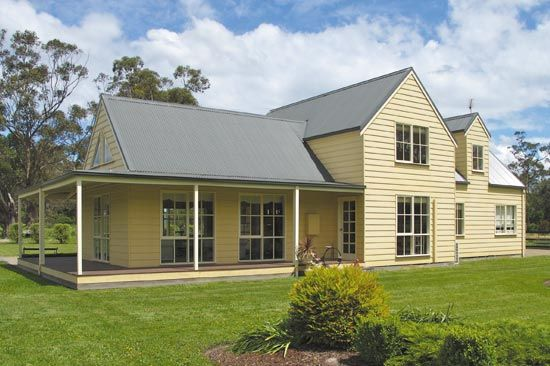 Alternate Dwellings - Australian Timber Modular Kit Homes, Homesteads, Cottages & Cabins. The house we like !!!