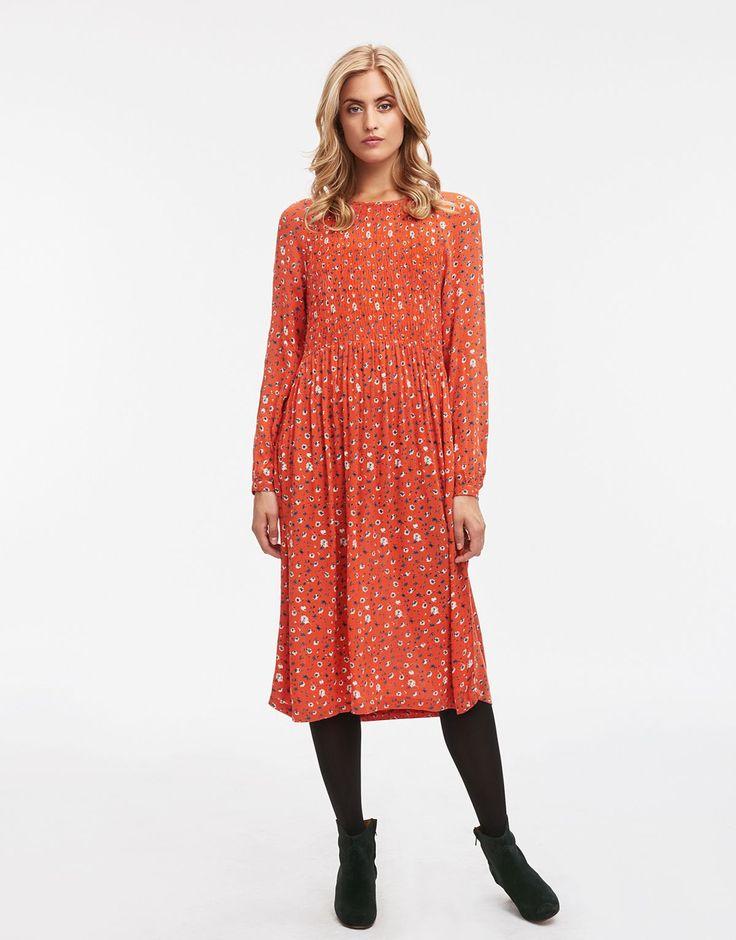 ONORA klänning Orange