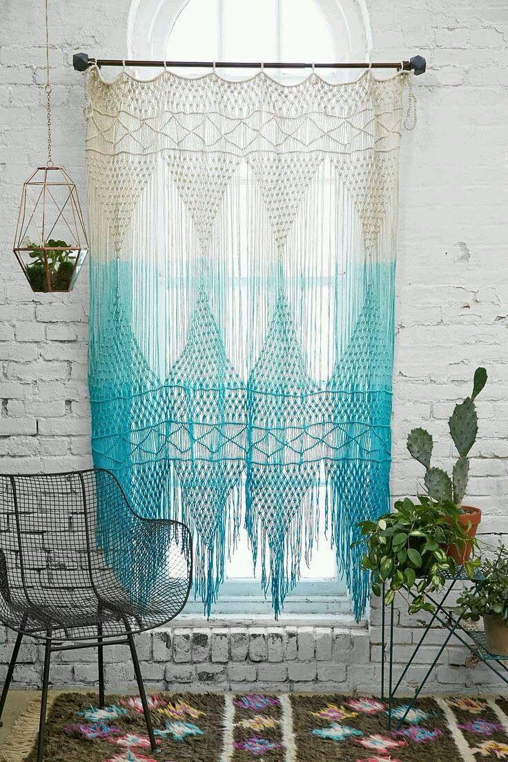 Beautiful window cover