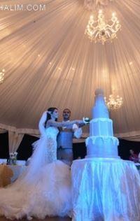 Cake!!  Dress - Indigo Couture