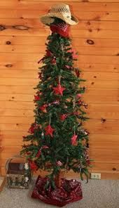 Image result for western christmas tree