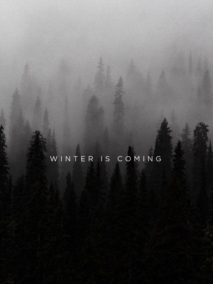 Game of Thrones - Winter is coming #imadethis