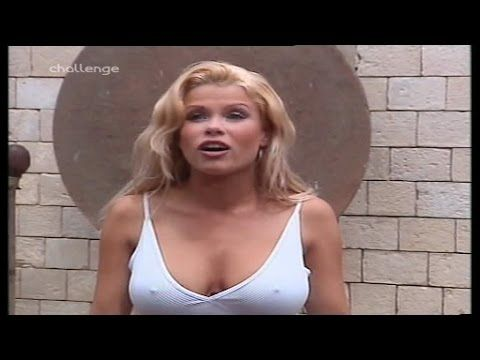 Melinda Messenger Fantastic Boobs Amp Pokies Fort Boyard