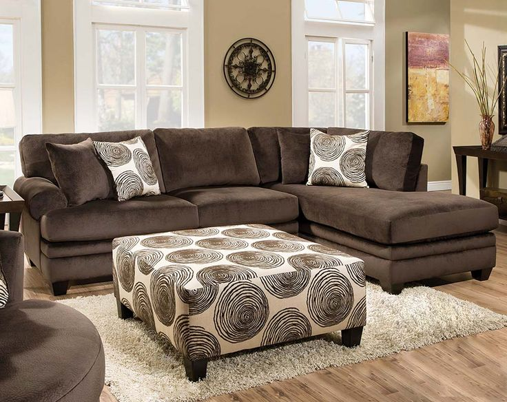 Best 25+ Brown sectional sofa ideas on Pinterest | Brown sectional Boho living room and Living room sectional : brown sectional - Sectionals, Sofas & Couches