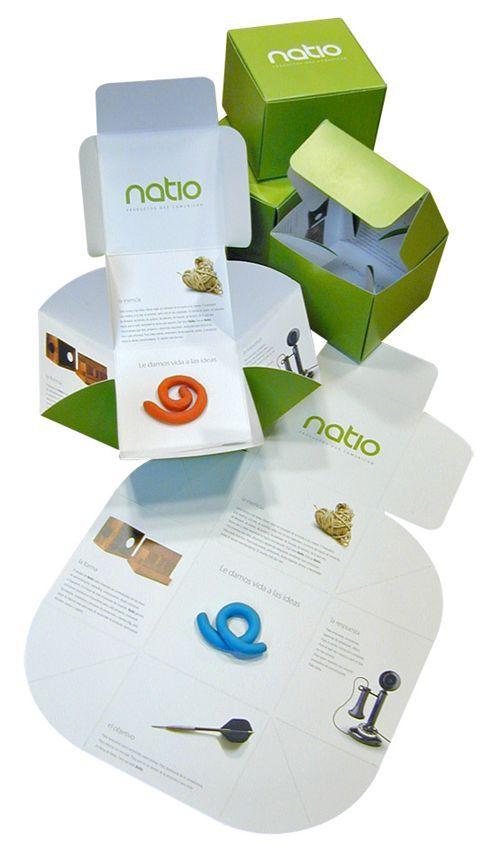 folletos cajas creativos - Buscar con Google