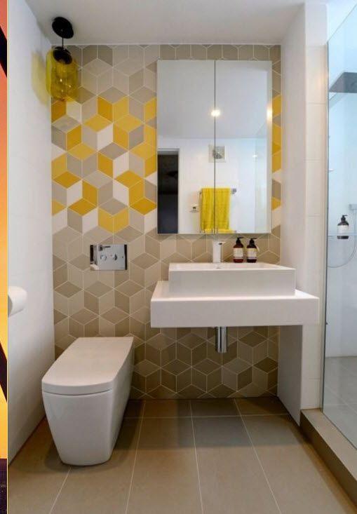 Diseño de cuartos de baño, cómo distribuir y decorar [Fotos]   Construye Hogar