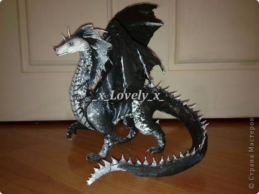Dragon Picture Tutorial Free - in Russian