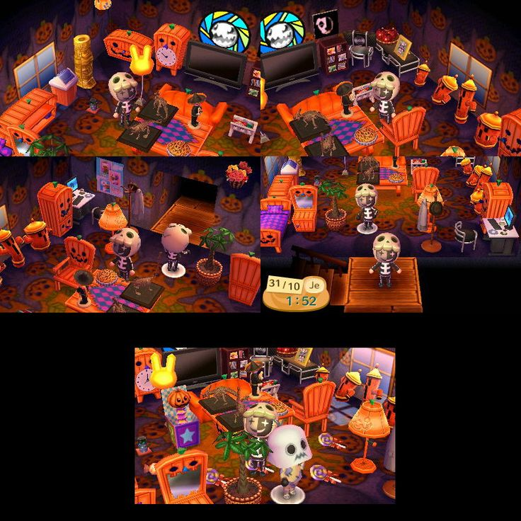 I've put much more effort into celebrating Halloween in