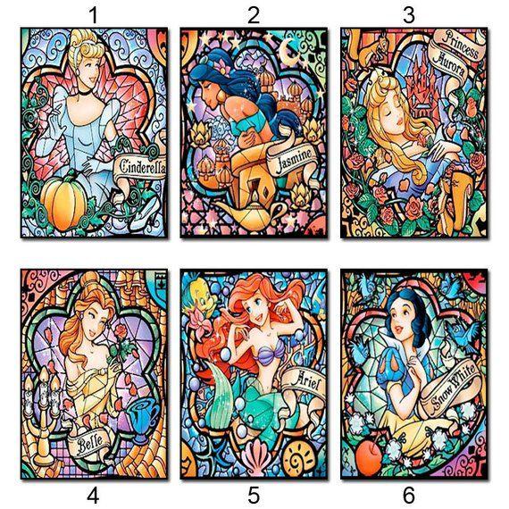 5d Diamond Embroidery Kits Cross Stitch Disney Princess Home Decor Painting Mosaic Diy Pcitu