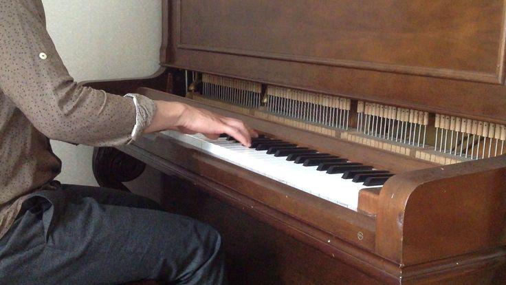 """싸이 뉴페이스 피아노 (연습) PSY """"New Face"""" piano cover by p3 .. practice (impromptu)"""