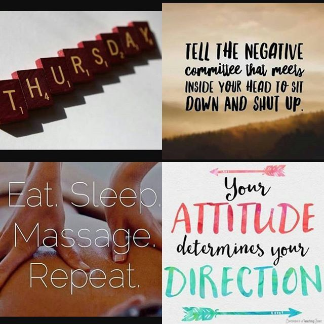 Happy Sunday Thursday Eat Sleep Massage repeat Time to book in for a massage session. Call 0438240884 or email elicia_brennan@hotmail.com to make a booking or an enquiry Also check out ebmyotherapy.com or facebook page www.facebook.com/ebmyotherapy for more details #myotherapy #remedialmassage #massagetherapy #sports #sportsmassage #reflexology #massage #pregnancymassage #hotrockmassage #hotstonemassage #pregnancy #aromatherapy #lymphaticdrainage #deeptissuemassage #thursday #Thursday ...