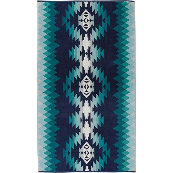 Pendleton Oversized Jacquard Towel in 2019 Bathroom