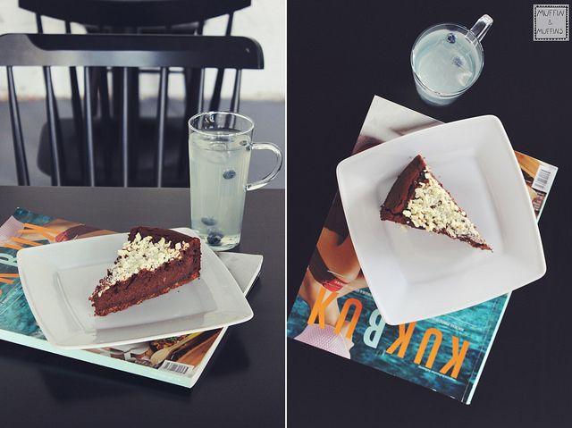 Chocolate Cheesecake | Muffin and Muffins