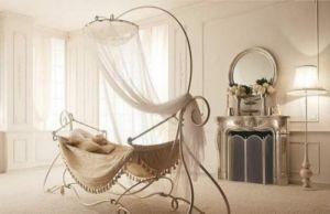 12 spektakuläre Einrichtungsideen für Luxus Babyzimmer Dekoration