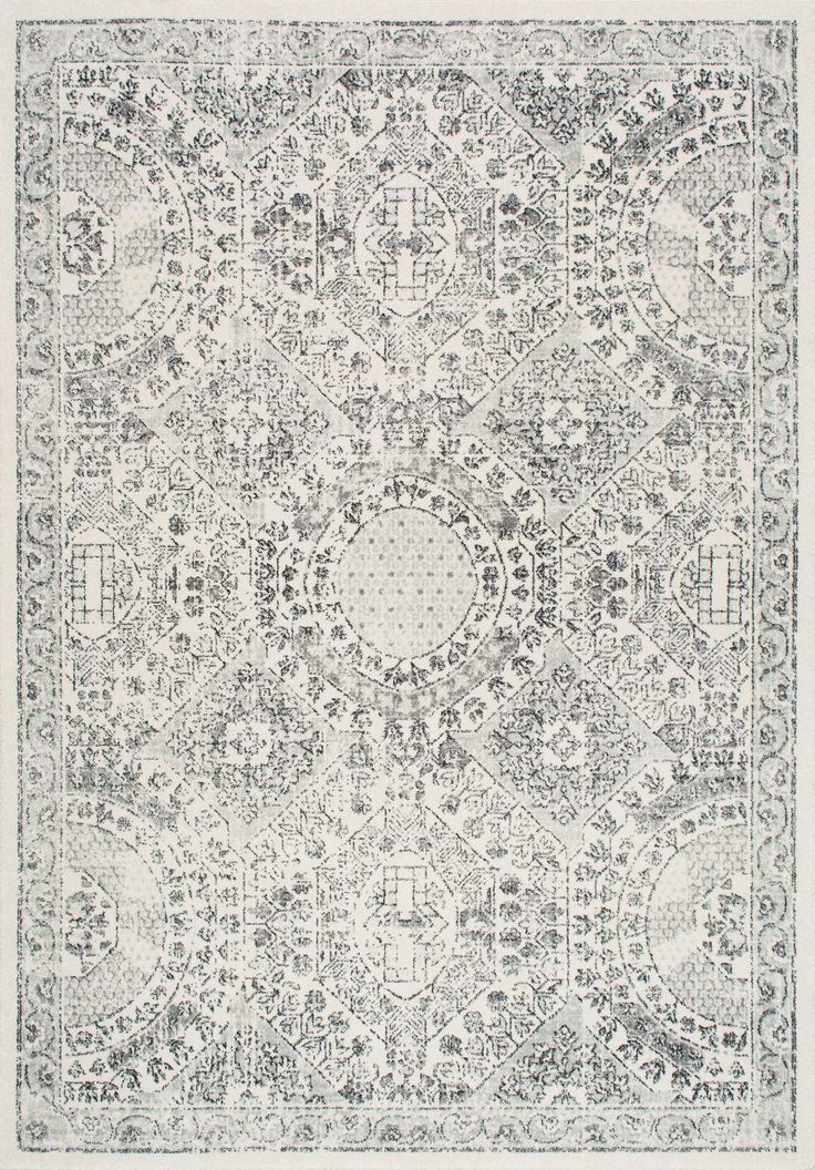 Intricate geometric greatness with Rugs USA's Bosphorus BD30 Honeycomb Labyrinth Rug!