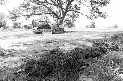 Legal letter halts bulldozers   The Trinidad Guardian Newspaper