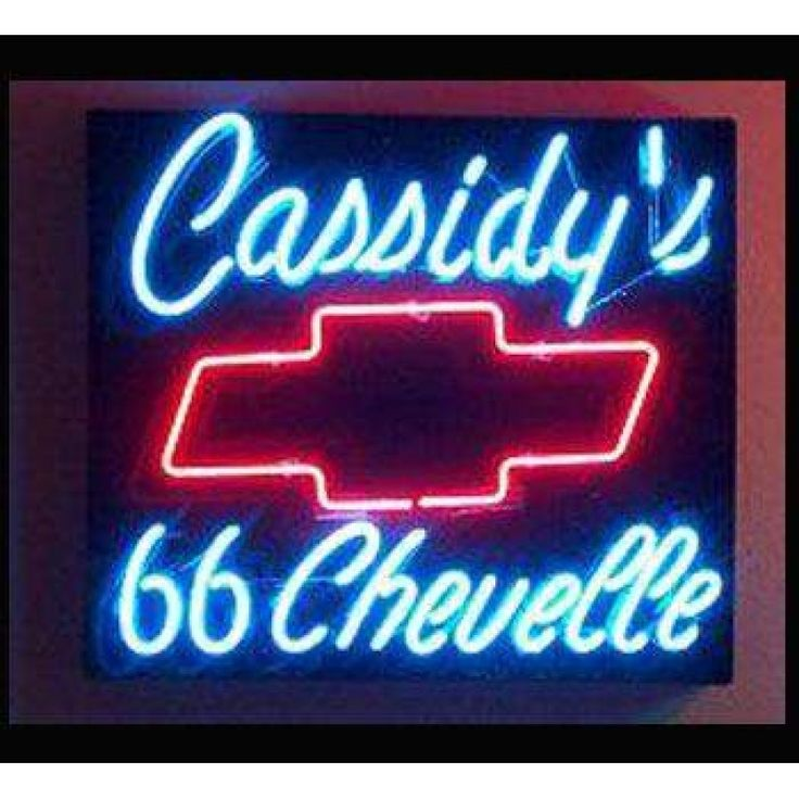 Find best 66 chevelle Cheverlet Neon Sign for sale, Affordable 66 chevelle Cheverlet Neon Sign, 2 years of quality warranty, 100% undamage guaranteed.