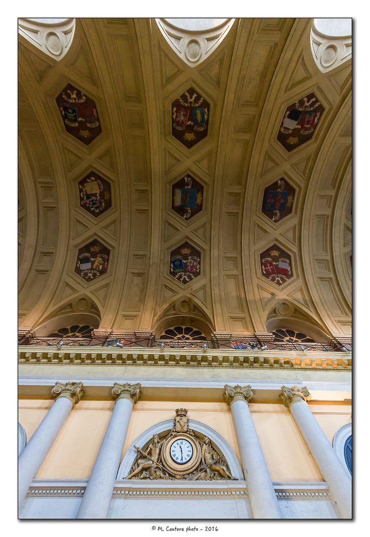 Torino - Stazione di Porta Nuova - Antica biglietteria
