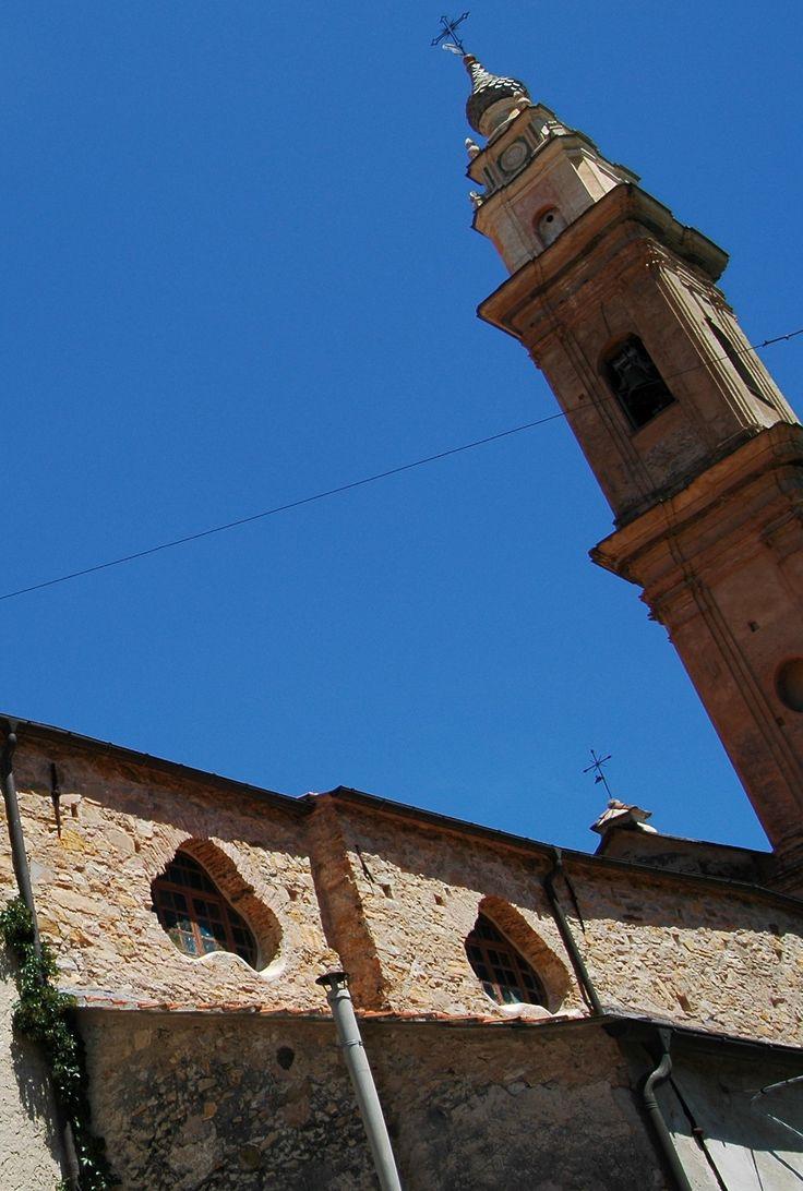 Artallo, Frazione di Imperia - Chiesa Parrocchiale di San Sebastiano