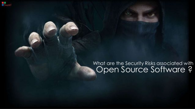 Learn about the risks involved in Open Source Software.