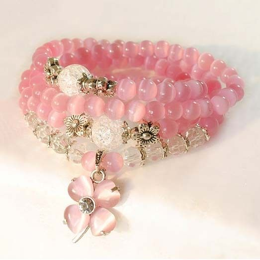 Fashion Pink Crystal Clover-shaped Multilayer Long Beaded Bracelet For Women #jewelry #fashionjewelrystores #jewelryfashion #fashionjewelrywebsites #discountfashionjewelry #fashioncostumejewelry #goldfashionjewelry #fashionjewelrystore #fashionjewelryaccessories #fashionjewelrysets #trendyfashionjewelry #newfashionjewelry #fashionjewelryearrings #fashionandjewelry #fashionjewelrymanufacturers #mensfashionjewelry #buyfashionjewelry #jewelryinfashion #highfashionjewelry #costumefashionjewelry…