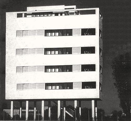 residential building Sempione / Giuseppe Terragni, 1929