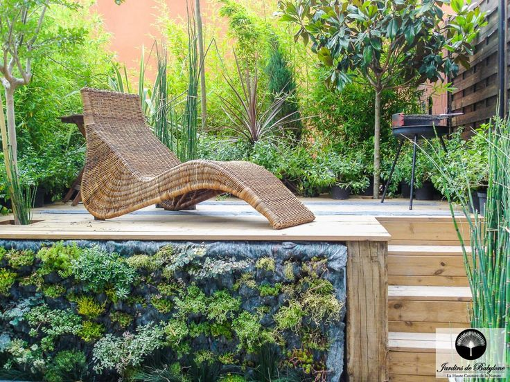 33 best Jardin et Terrasse images on Pinterest Decks, Landscaping - traitement humidite mur exterieur
