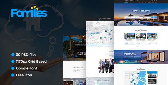 Families - Real Estate PSD Template - Business Corporate Download here : https://themeforest.net/item/families-real-estate-psd-template/19703880?s_rank=7&ref=Al-fatih