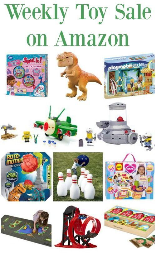 AMAZON TOYS ON SALE! NO. 15